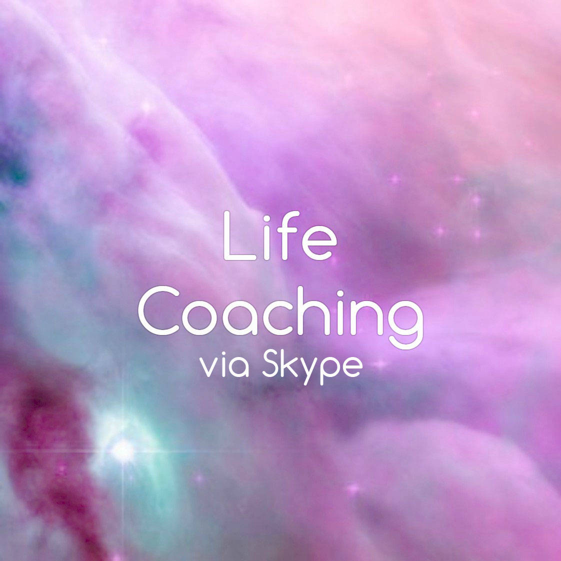 Life Coaching via Skype