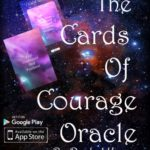 Cards of Courage Oracle Card App