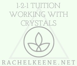 1-2-1 Tuition - Working With Crystals
