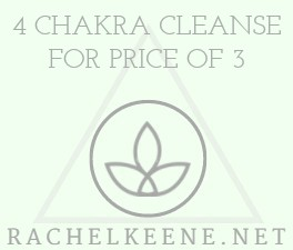 4 CHAKRA BALANCE TREATMENTS FOR PRICE OF 3 - RACHELKEENE.NET