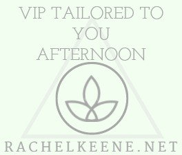 VIP TAILORED TO YOU AFTERNOON RETREAT