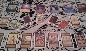 1-2-1 Tarot Tuition - Rachel Keene.co.uk