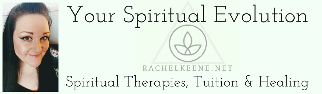 Your Spiritual Evolution - RachelKeene.net
