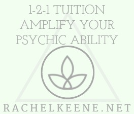 1-2-1 Tuition - Amplify Your Psychic Ability Mentoring Sessions with Rachel Keene