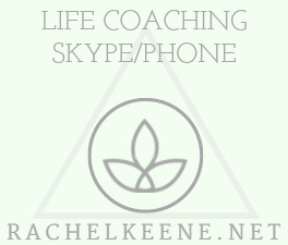 Life Coaching Skype/Phone with Rachel Keene